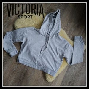 🆕 Victoria's Secret Sport Cropped Hoodie